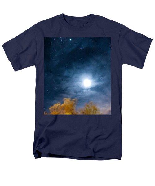 Golden Tree  Men's T-Shirt  (Regular Fit) by Angela J Wright