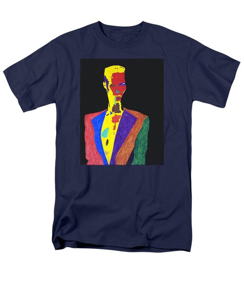 Grace Jones Men's T-Shirt  (Regular Fit) by Stormm Bradshaw