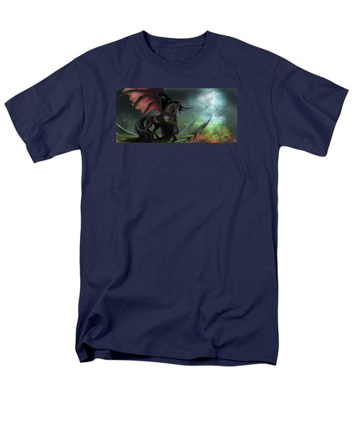 Guardians Men's T-Shirt  (Regular Fit) by Kate Black