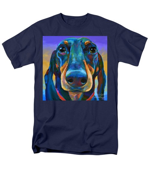 Men's T-Shirt  (Regular Fit) featuring the painting Gus by Robert Phelps