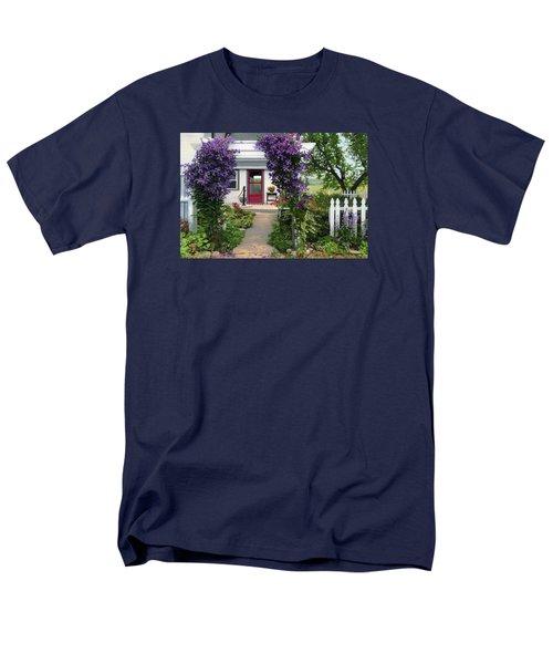 Home Men's T-Shirt  (Regular Fit) by Bruce Morrison