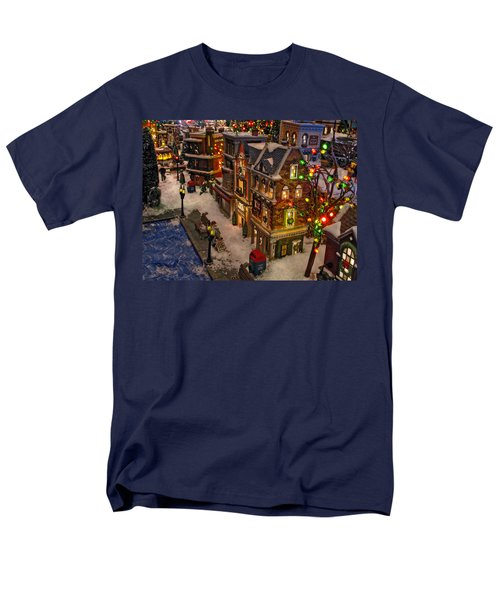 Men's T-Shirt  (Regular Fit) featuring the photograph Home For The Holidays by GJ Blackman