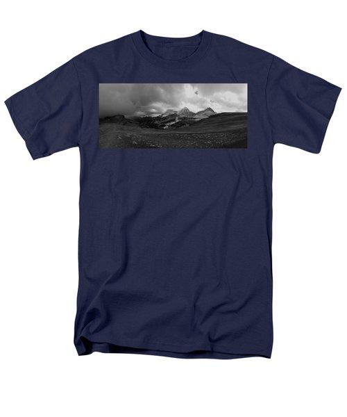 Men's T-Shirt  (Regular Fit) featuring the photograph Hurricane Pass Storm by Raymond Salani III