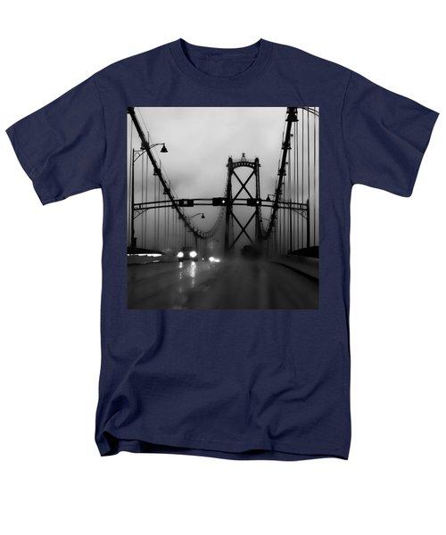 I Fell Wondering Men's T-Shirt  (Regular Fit) by Jerry Cordeiro