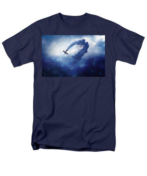 Into The Unknown Men's T-Shirt  (Regular Fit) by Ellen Heaverlo