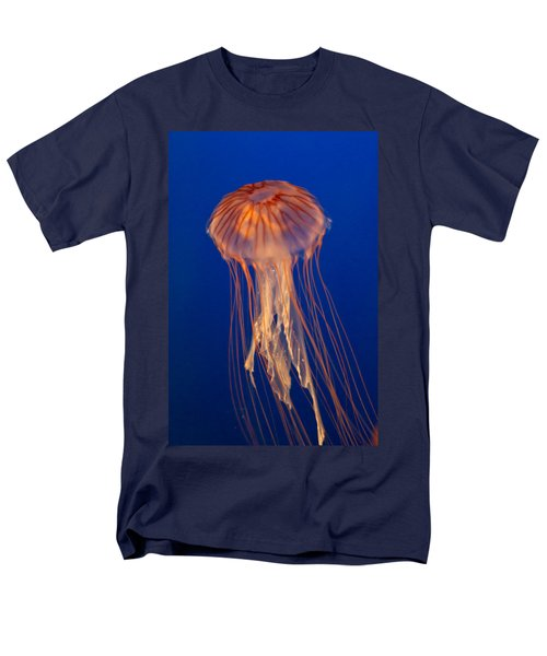 Men's T-Shirt  (Regular Fit) featuring the photograph Jelly Fish by Eti Reid