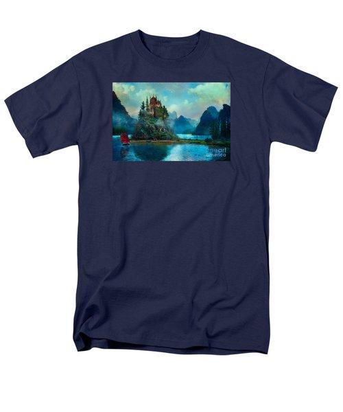 Journeys End Men's T-Shirt  (Regular Fit) by Aimee Stewart