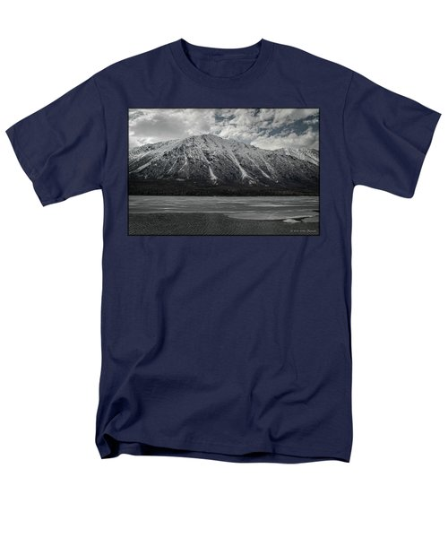 Kenai Lake Men's T-Shirt  (Regular Fit)