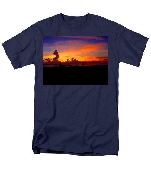 Key West Sun Set Men's T-Shirt  (Regular Fit)