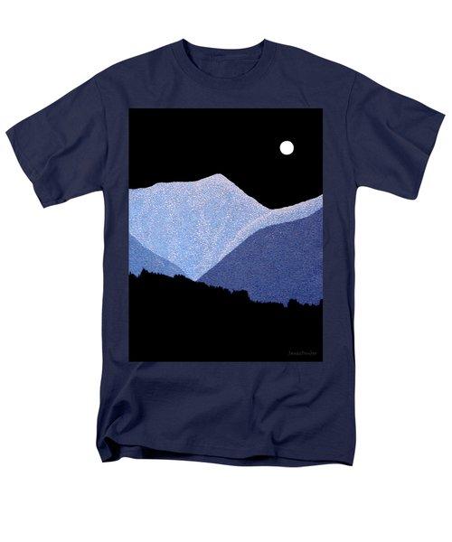 Kootenay Mountains Men's T-Shirt  (Regular Fit)