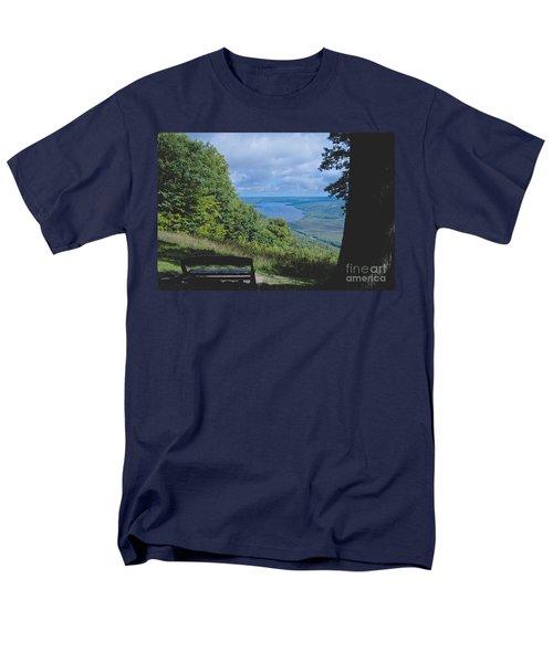 Lake Vista Men's T-Shirt  (Regular Fit) by William Norton