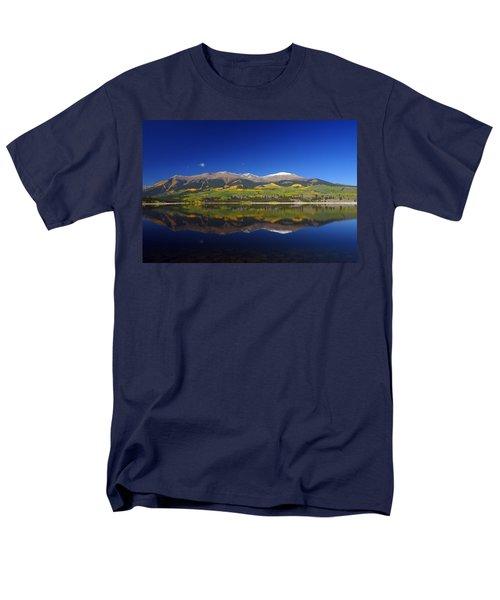 Liquid Mirror Men's T-Shirt  (Regular Fit) by Jeremy Rhoades