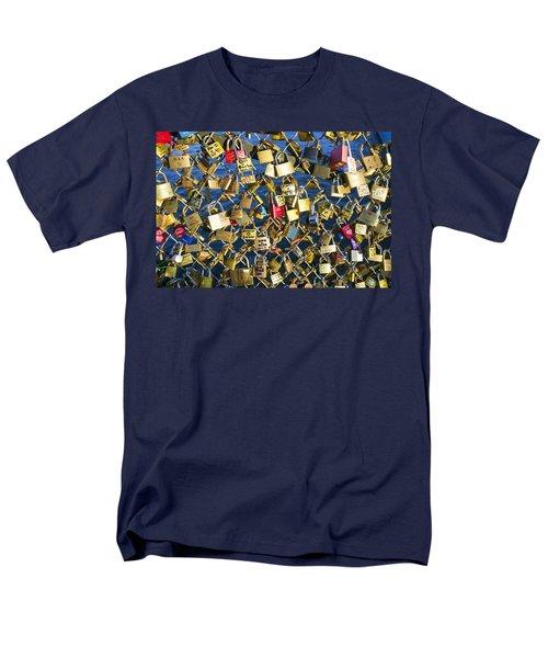Locks Of Love Men's T-Shirt  (Regular Fit) by Hugh Smith