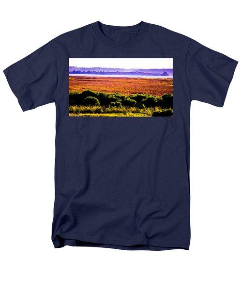 Lowland Light  Men's T-Shirt  (Regular Fit) by Mary Ward