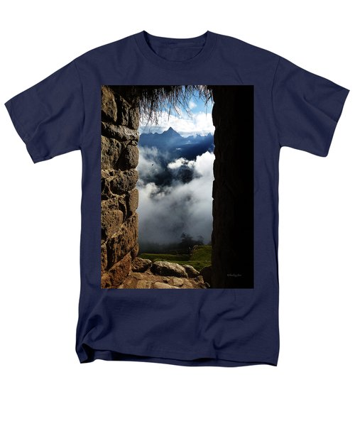 Machu Picchu Peru 4 Men's T-Shirt  (Regular Fit)