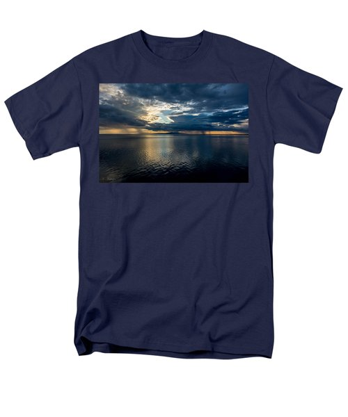 Midnight Majesty Men's T-Shirt  (Regular Fit) by Andrew Matwijec