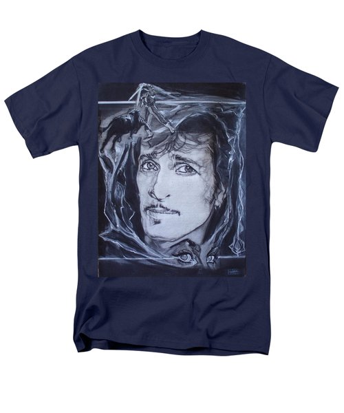 Mink Deville - Coup De Grace Men's T-Shirt  (Regular Fit) by Sean Connolly