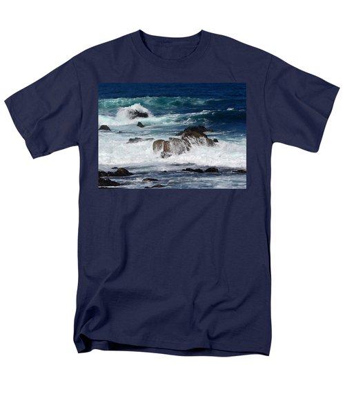 Men's T-Shirt  (Regular Fit) featuring the photograph Monterey-6 by Dean Ferreira