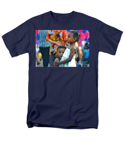 Men's T-Shirt  (Regular Fit) featuring the photograph My Brother's Keeper by Sean Griffin