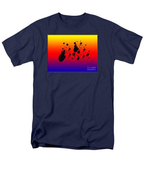 Men's T-Shirt  (Regular Fit) featuring the photograph Nebulas by Tina M Wenger