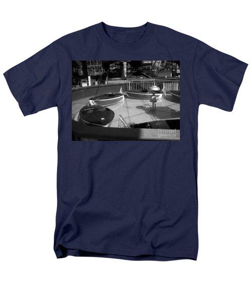 Men's T-Shirt  (Regular Fit) featuring the photograph Needs Water Skis  by Michael Krek