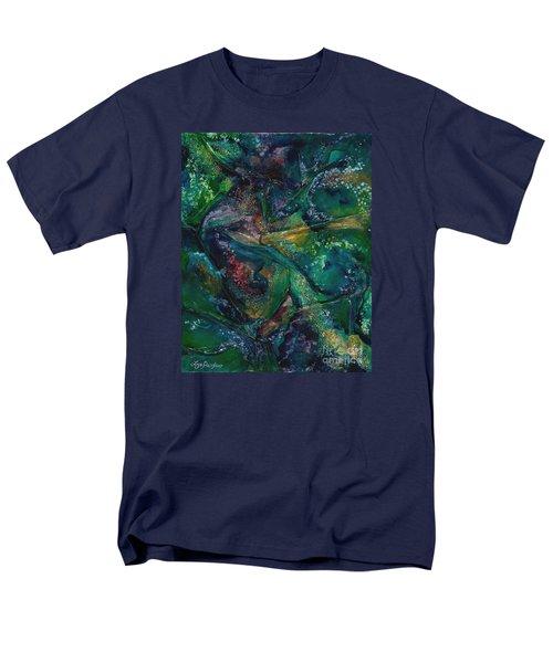 Ocean Floor Men's T-Shirt  (Regular Fit)
