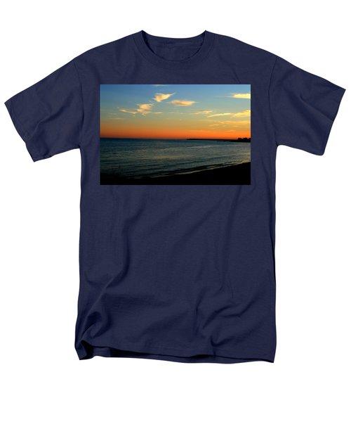 Ocean Hues No. 2 Men's T-Shirt  (Regular Fit)