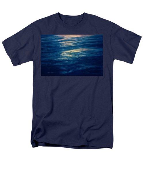 Men's T-Shirt  (Regular Fit) featuring the photograph Ocean Twilight by Ari Salmela
