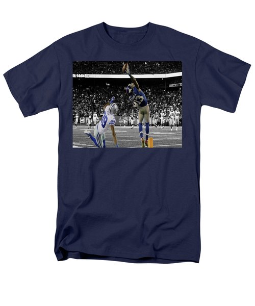 Odell Beckham Greatest Catch Ever Men's T-Shirt  (Regular Fit) by Brian Reaves