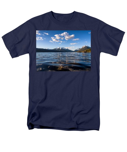 On The Lake Men's T-Shirt  (Regular Fit) by Aaron Aldrich