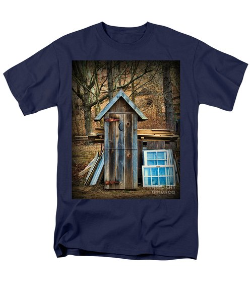 Outhouse - 5 Men's T-Shirt  (Regular Fit) by Paul Ward