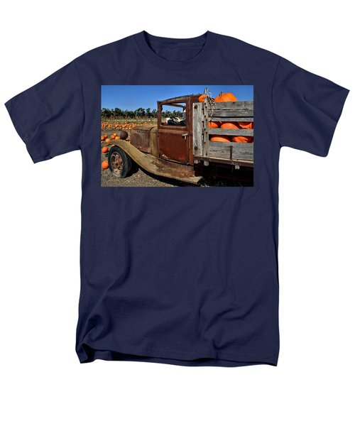 Men's T-Shirt  (Regular Fit) featuring the photograph Pale Rider by Michael Gordon