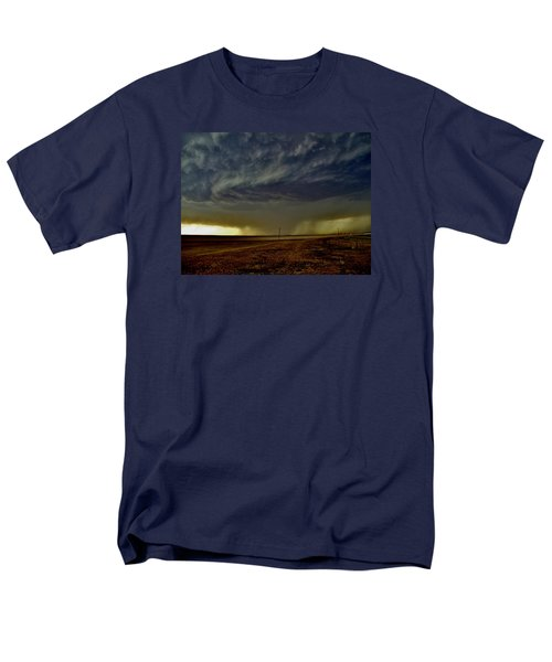 Perryton Supercell Men's T-Shirt  (Regular Fit) by Ed Sweeney