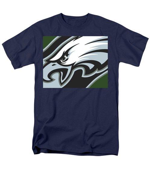 Philadelphia Eagles Football Men's T-Shirt  (Regular Fit) by Tony Rubino