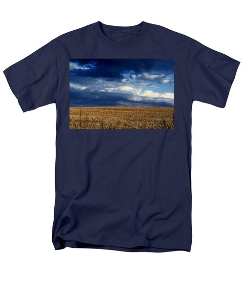 Men's T-Shirt  (Regular Fit) featuring the photograph Plain Sky by Rodney Lee Williams