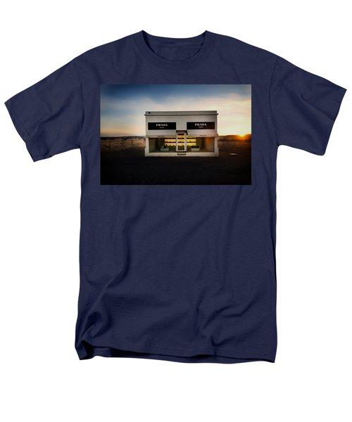 Prada Marfa Men's T-Shirt  (Regular Fit)