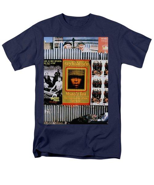Queen Badu Men's T-Shirt  (Regular Fit) by Rebecca Harman