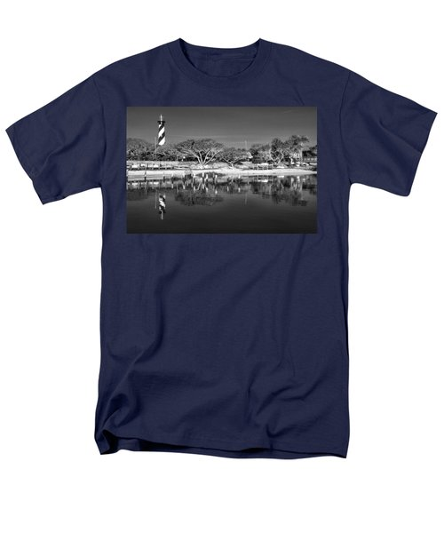 Reflecting Lighthouse  Men's T-Shirt  (Regular Fit) by Alice Gipson