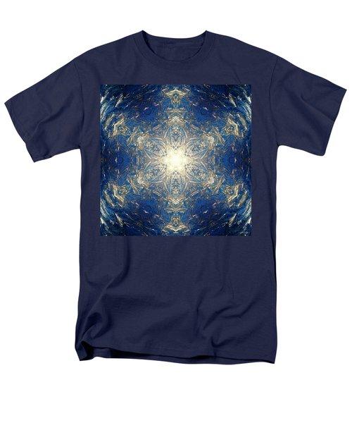 Reflective Ice I Men's T-Shirt  (Regular Fit)