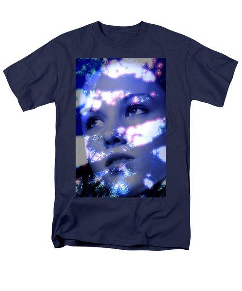 Reflective Men's T-Shirt  (Regular Fit) by Richard Thomas
