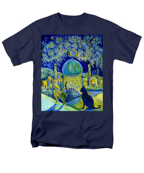 Reminiscences Of Asia. Bed Time Story Men's T-Shirt  (Regular Fit)