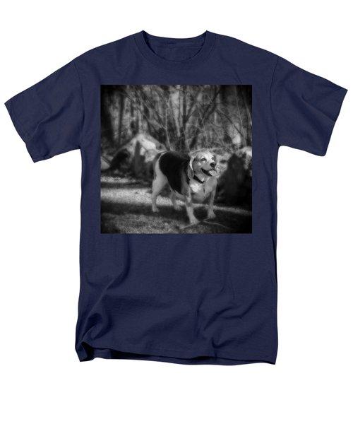 Roscoe Men's T-Shirt  (Regular Fit)