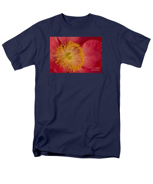 Men's T-Shirt  (Regular Fit) featuring the photograph Salmon Dream by Nick  Boren