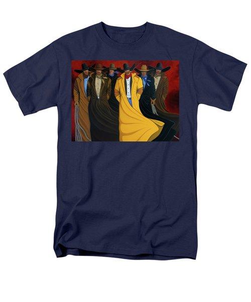Six Pac Men's T-Shirt  (Regular Fit) by Lance Headlee