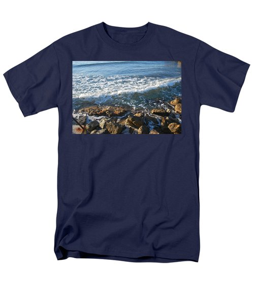 Soft Waves Men's T-Shirt  (Regular Fit) by George Katechis