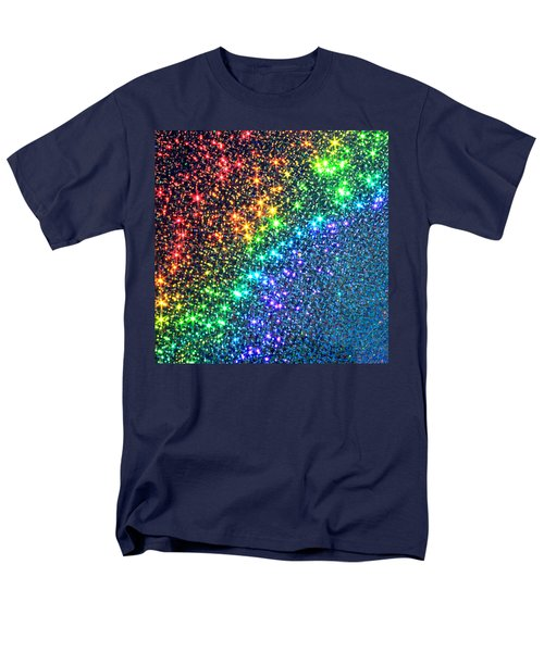 Song Of The Stars Men's T-Shirt  (Regular Fit) by Dazzle Zazz