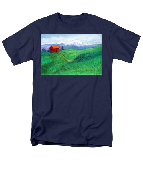 Spring Day Men's T-Shirt  (Regular Fit) by C Sitton