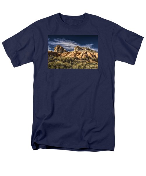 Spring Valley State Park Men's T-Shirt  (Regular Fit) by Janis Knight