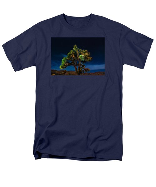 Standing Men's T-Shirt  (Regular Fit) by Angela J Wright