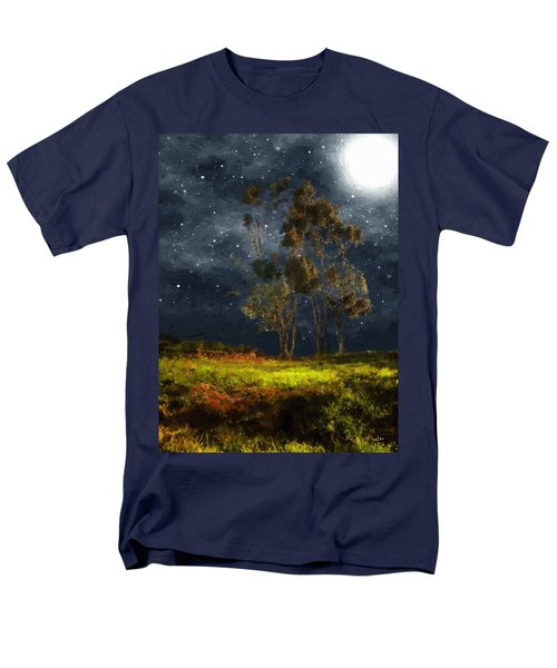 Starfield Men's T-Shirt  (Regular Fit) by RC deWinter